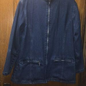 NorthStyle Women's Denim Jacket